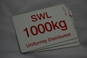 Picture of SWL Label 1000kg [4831-013-3]