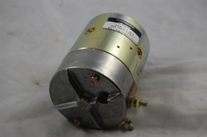 """Picture of 24v 4.5"""" Dia High Power Smiths Motor (Twin Terminal, Insulated Earth) [72654]"""