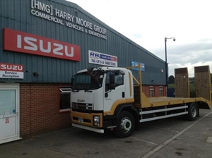 Picture of 18T BEAVERTAIL RAMP PLANT TRUCK VEHICLE HIRE [HIRE1]