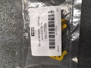 Picture of OILER PLUG PACK [09-177500]